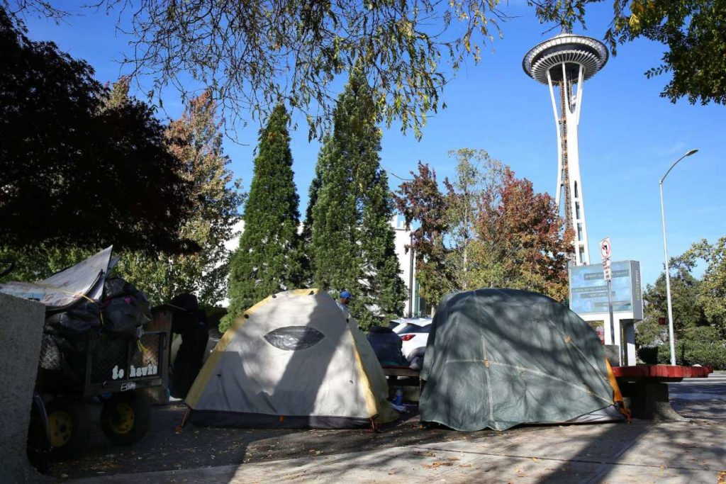 New Seattle Charter Amendment Aims To Address Homelessness